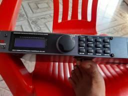 Processador dbx 260 valor 1500