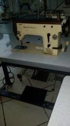 Maquina de costura semi industrial  com zigzag