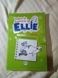 Livro (diário de aventuras da Ellie)