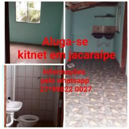 Alugo kitnet em jacaraípe à 300,00!