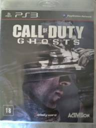 Jogo Call of Duty Ghosts PS3 Totalmente em Português e com Encartes