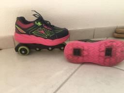 Vendo Tênis de rodinha tamanho 35