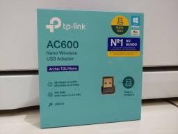 Adaptador Wireless (Wi-Fi USB) TP-Link AC 600
