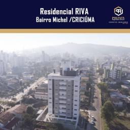 Apartamentos de 03 dormitórios no Michel pronto para morar - Criciúma