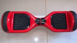 Hoverboard-vermelho