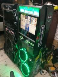 Máquina de música nova venda e manutenção