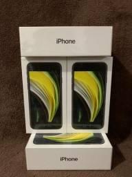 Iphone SE 2020 64GB lacrado com 1 ano de garantia