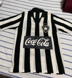 Camisa antiga Botafogo