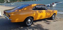 Chevrolet Opala Coupé 73 4 cilindros Amarelo Gra