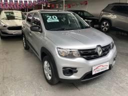 Renault- Kwid Zen 1.0 12V Flex -2020