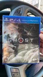Jogo Ghost of Tsushima - Lacrado