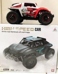 Promoção Carro Controle TRX4 High Speed Off Road 30cm, Novo, Entregamos