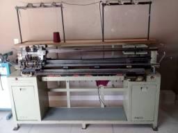 Máquina de tecer TRJ - Remalha