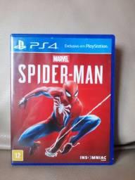 Marvel Spider-Man, PS4, Mídia física