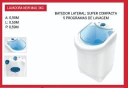 LAVADORA NEW MAQ 3KG