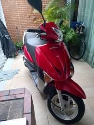 Honda LEAD sem uso