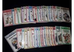 Coleção Completa Clássicos Da Literatura Disney - 1 ao 40 - estado de banca
