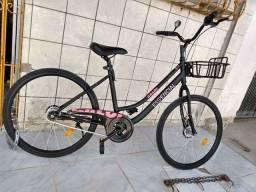 Bicicleta caloi essencial nova na caixa con nota