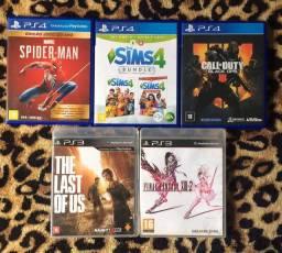 Jogos PS3 & PS4