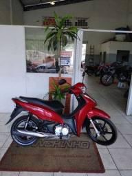 Honda biz + 125 2019 completa