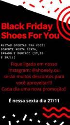 Sapatos, sandálias