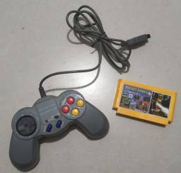 Controle Original Dynavision Turbo + mini Everdrive NES