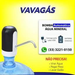 Bomba de água mineral automática