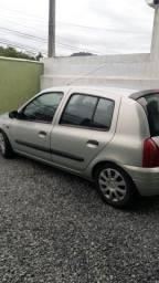 Vendo Clio RN 2001 1.6 16v completo