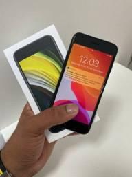 Iphone SE 2020 64g 1 ano de garantia