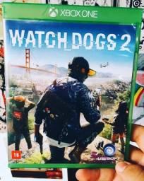 Jogos para Xbox One - Watch Dogs 2 e RainbowSIX Siege