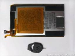 Bateria Moto X Play Original Nova + Chave de Brinde