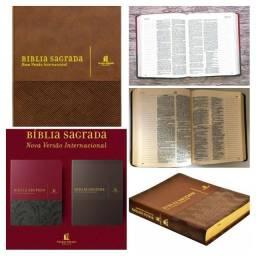 Biblia NVI com anotações