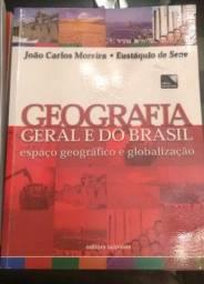 LIVRO DE GEOGRAFIA PARA VESTIBULAR ENEM (PLASTIFICADO)