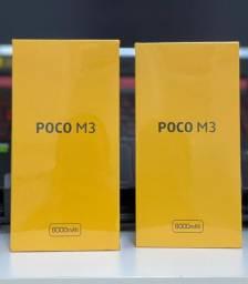 Poco M3 128GB + 4GB Ram