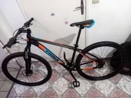 Bike aro 29 com freio hidráulico