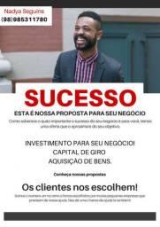 Investimento para negócio