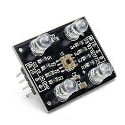 Sensor De Cor Rgb arduino