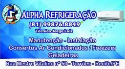 AlphaRefrigeração