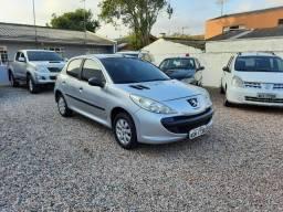 Oportunidade!!! Peugeot 207 1.4 flex ano 2010 só com trio elétrico ótimo estado só $12.900
