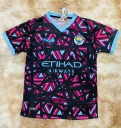 Camisas de clubes