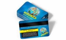 500 Cartões Fidelidade Pvc 0,5mm 439,00 0,76mm cartão de crédito, crácha