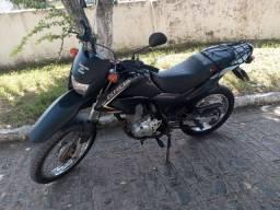 Moto Broos NXR 150 2012