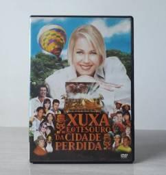 DVD Xuxa e o Tesouro da Cidade Perdida // Leia a descrição