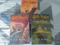 Coleção 7 livros do Harry Potter. Fechados, novos nunca abertos da embalagem
