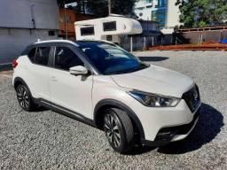 Nissan Kicks SL 1.6 - 2017 - Único dono - Em perfeito estado - Contato na Descrição!!