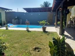 Casa com Piscina no Buritizal