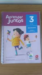 Livro Aprender Juntos Geografia 3 ano