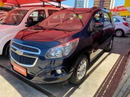 Título do anúncio: Chevrolet Spin 1.8 LTZ 7 lugares Ano 2018 Com Kit Gas G2