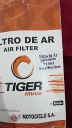 Título do anúncio: Filtro de ar da hornet 2009