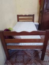 cama de solteiro 100Reais